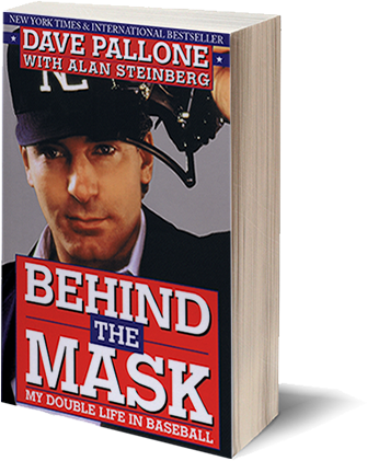 Celebrity Sports Speaker, Dave Pallone\'s Best Selling Book